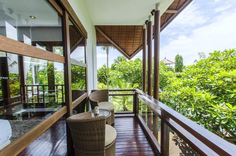 Marys Beach Villa Balcony | Canggu, Bali