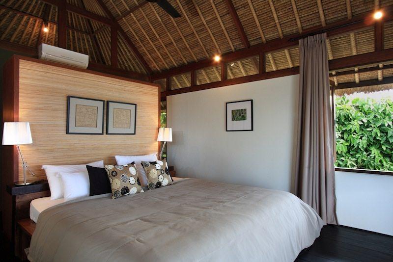 Villa Bayu Master Bedroom I Jimbaran, Bali