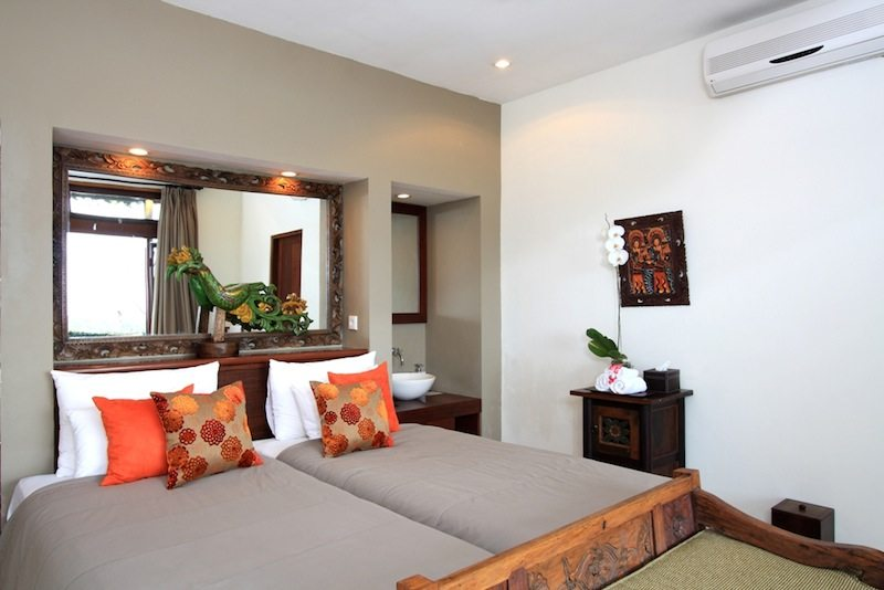 Villa Bayu Twin Bedroom I Jimbaran, Bali