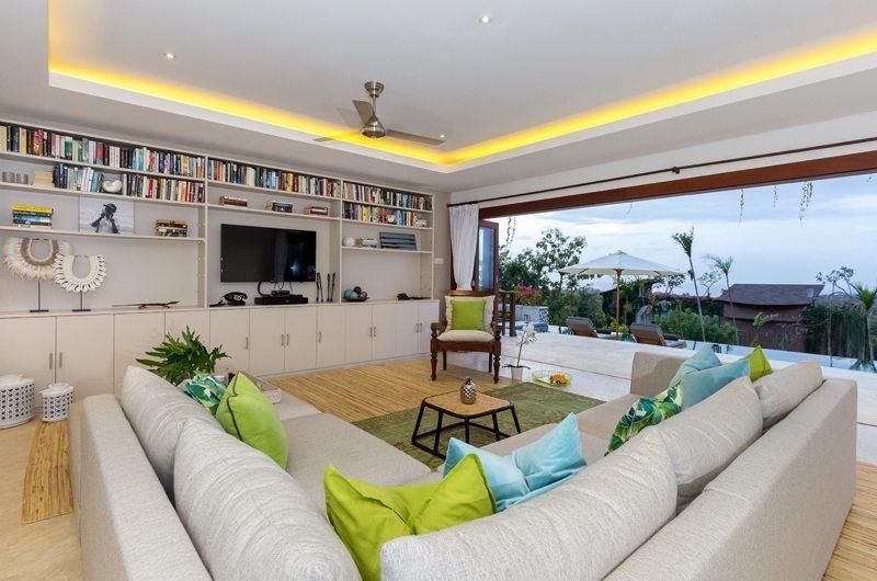 Villa Bayu Living Area | Jimbaran, Bali