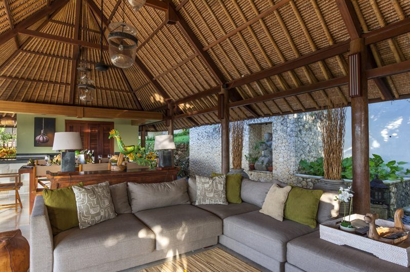 Villa Bayu Living Room | Jimbaran, Bali