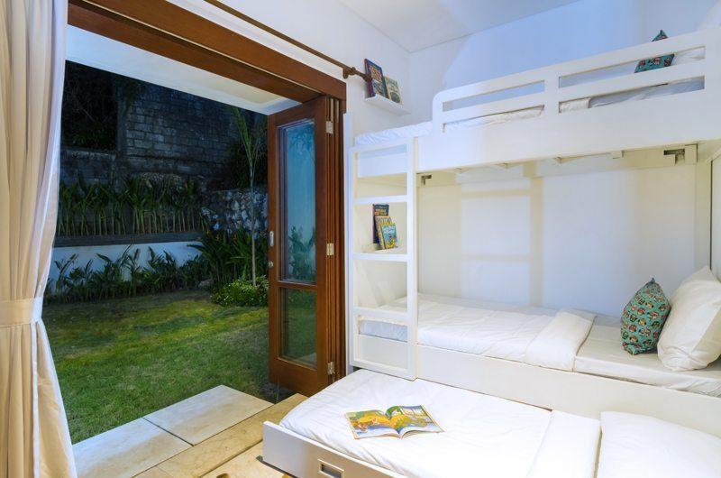 Villa Bayu Bunk Beds | Jimbaran, Bali