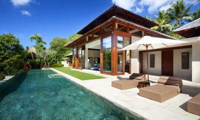 Villa Champuhan Pool Side   Seseh, Bali