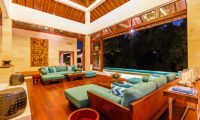 Villa Champuhan Indoor Seating | Seseh, Bali