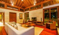 Villa Champuhan Media Room | Seseh, Bali
