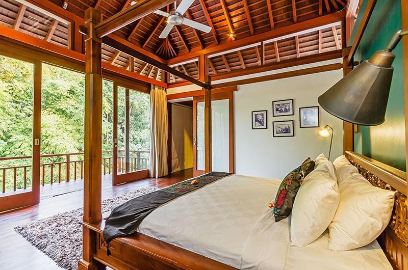 Villa Champuhan Bedroom with Balcony | Seseh, Bali