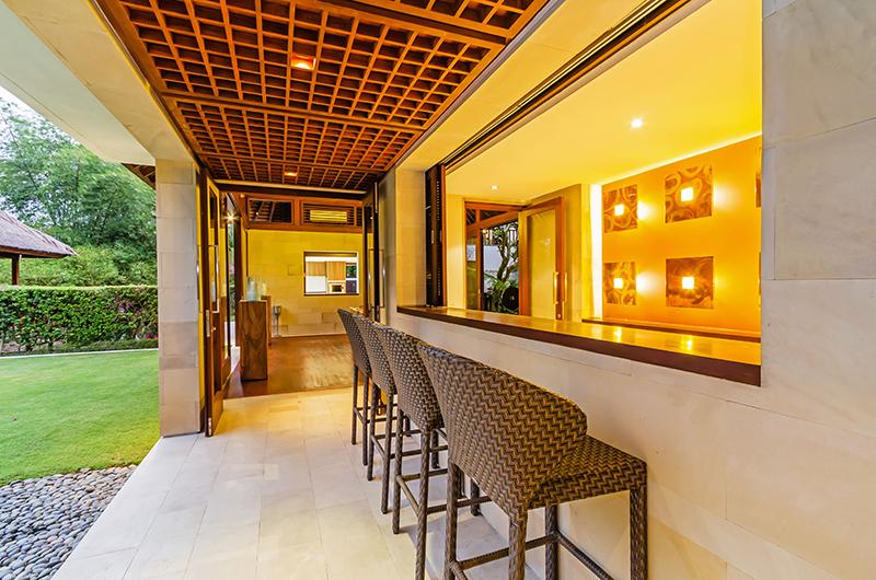 Villa Champuhan Bar with Seating | Seseh, Bali