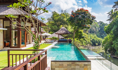 Villa Champuhan Pool with River Views | Seseh, Bali