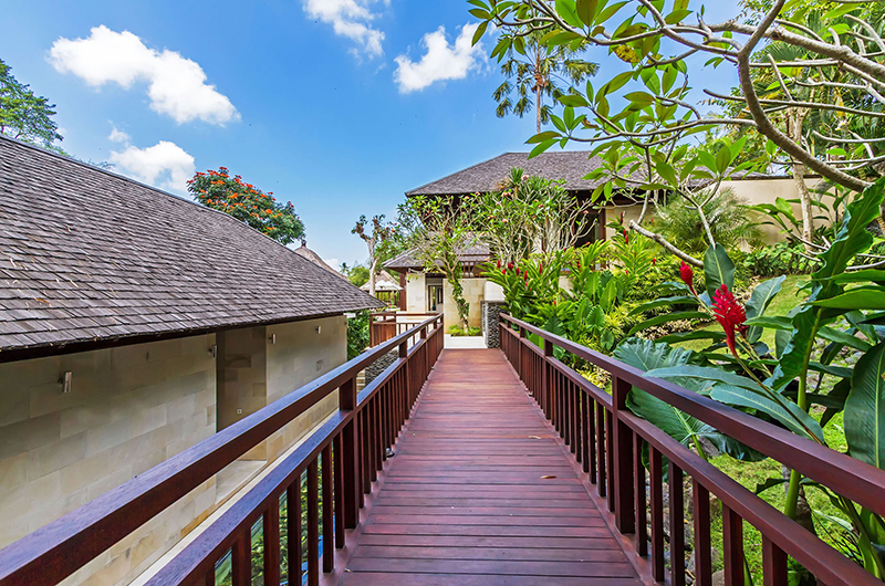 Villa Champuhan Bridge | Seseh, Bali