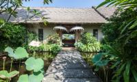 Villa Inti Ponds Pathway | Canggu, Bali