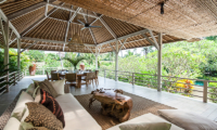 Villa Inti Family and Dining Area | Canggu, Bali