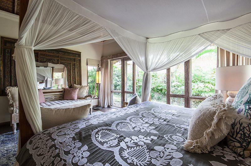 Villa Inti Bedroom with Chair | Canggu, Bali