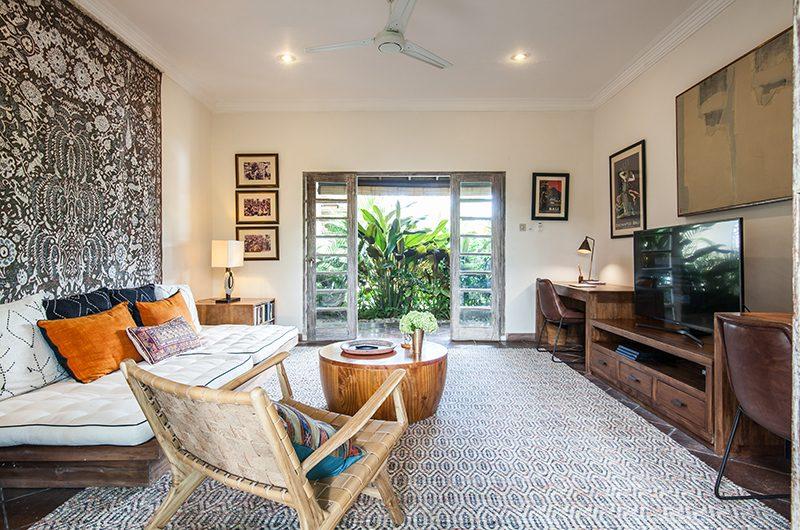 Villa Inti Family Media Area | Canggu, Bali