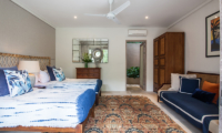 Villa Inti Twin Bedroom with Seating | Canggu, Bali
