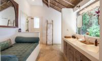Villa Inti Master Bedroom Bathroom Area | Canggu, Bali