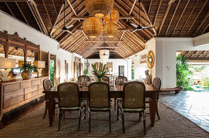 Villa Inti Dining Area | Canggu, Bali
