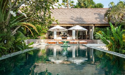 Villa Inti Swimming Pool Area | Canggu, Bali