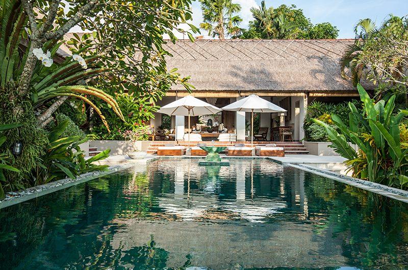 Villa Inti Swimming Pool Area | Canggu, Bali