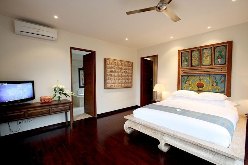 Villa Kipi Bedroom I Seminyak, Bali