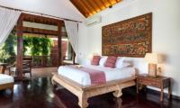 Villa Kipi Bedroom One Side   Seminyak, Bali
