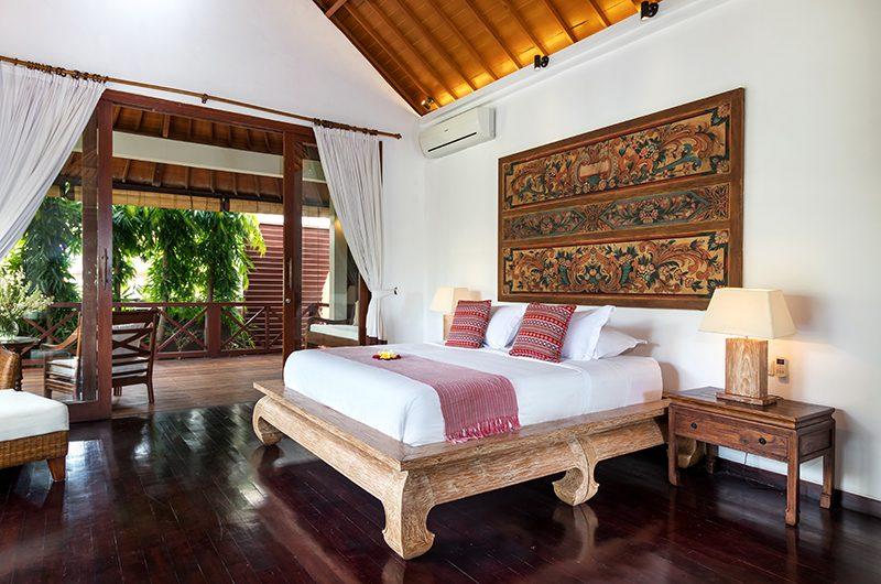 Villa Kipi Bedroom One Side | Seminyak, Bali