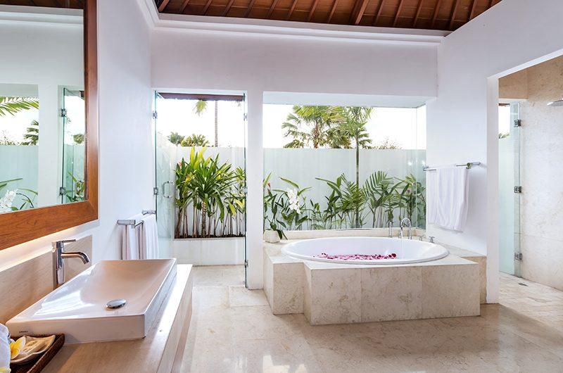 Villa Kipi Bathroom One Area   Seminyak, Bali