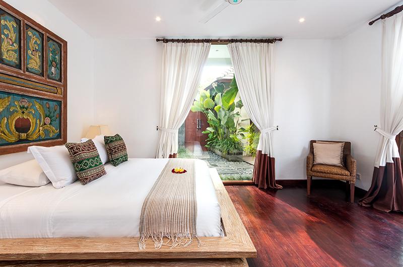 Villa Kipi Bedroom Two Side   Seminyak, Bali