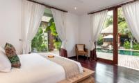 Villa Kipi Bedroom Two Area   Seminyak, Bali