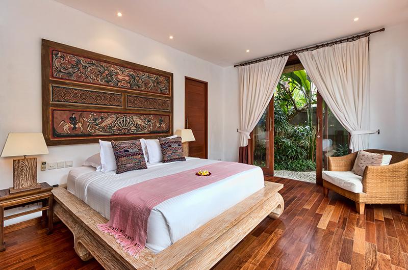 Villa Kipi Bedroom Three Side | Seminyak, Bali