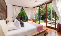 Villa Kipi Bedroom Three Area   Seminyak, Bali