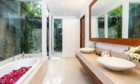 Villa Kipi Bathroom Three Area   Seminyak, Bali
