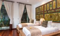 Villa Kipi Bedroom Four Side   Seminyak, Bali