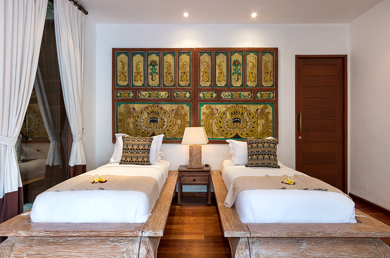 Villa Kipi Bedroom Four Area   Seminyak, Bali