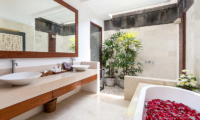 Villa Kipi Bathroom Four   Seminyak, Bali