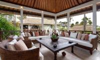 Villa Kipi Upstair Lounge   Seminyak, Bali