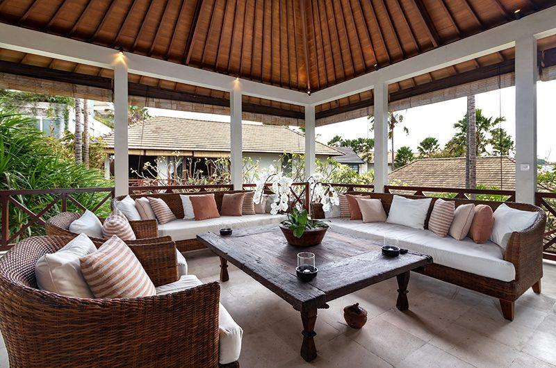 Villa Kipi Upstair Lounge | Seminyak, Bali