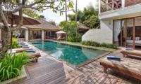 Villa Kipi Sun Beds   Seminyak, Bali