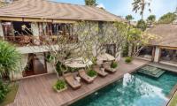 Villa Kipi Pool Area   Seminyak, Bali