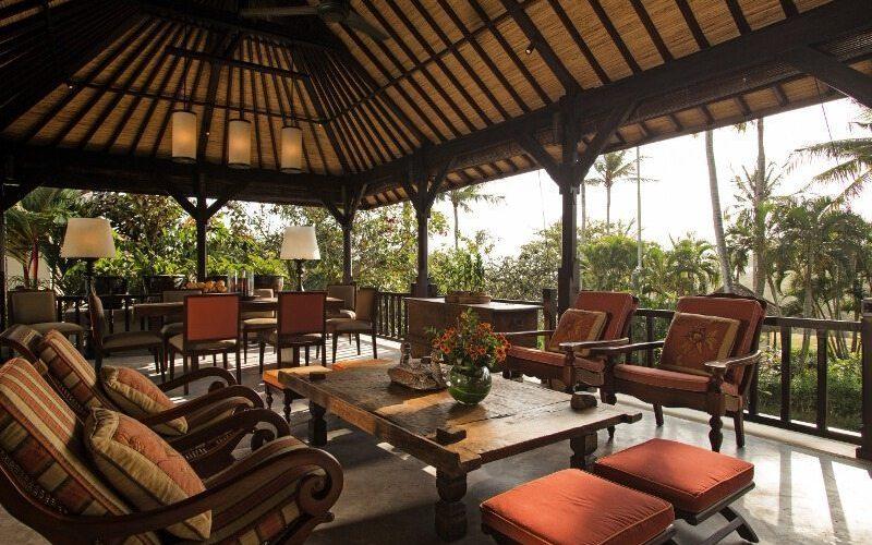 Villa Senja Seating Area   Seseh, Bali