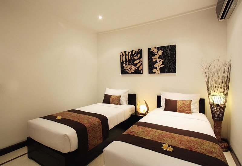 Villa Sesari Twin Bedroom I Seminyak, Bali