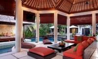Villa Sesari Living Area | Seminyak, Bali