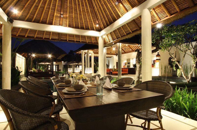Villa Sesari Dining Area | Seminyak, Bali