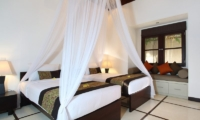 Villa Sesari Twin Bedroom | Seminyak, Bali