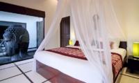 Villa Sesari Bedroom Front View | Seminyak, Bali