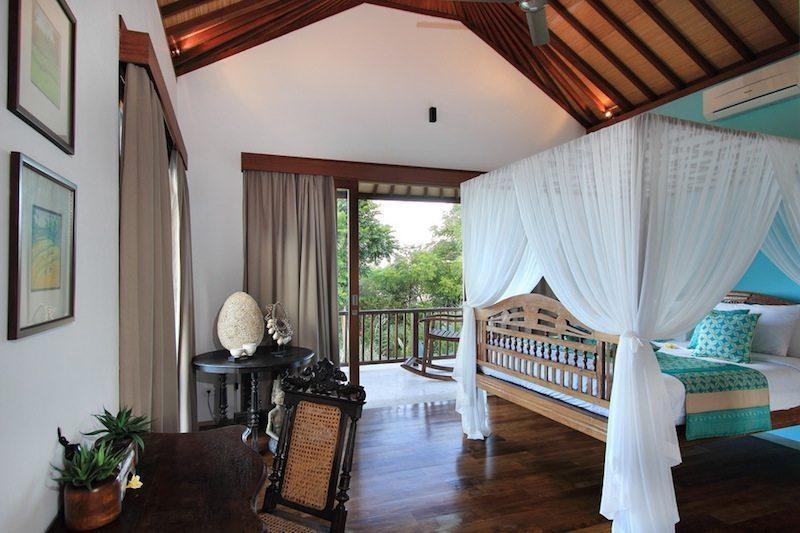 Villa Uma Nina Upstair Bedroom I Jimbaran, Bali