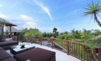 Villa Uma Nina Outdoor Lounge | Jimbaran, Bali