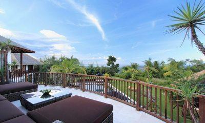 Villa Uma Nina Outdoor Lounge   Jimbaran, Bali