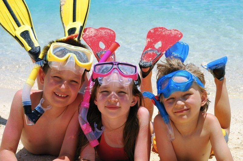 Why Travel to Bali with Children
