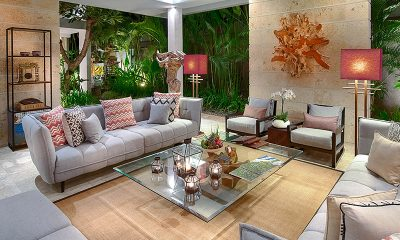 Casa Brio Living Room | Seminyak, Bali