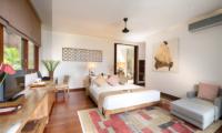 Casa Brio Bedroom with TV | Seminyak, Bali